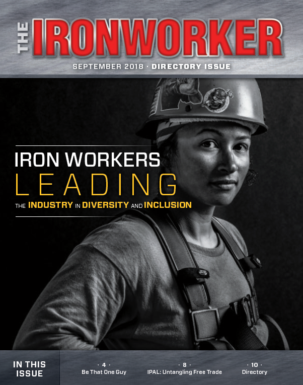 THE IRONWORKER - 2018-09